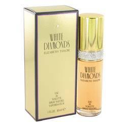 White Diamonds Eau De Toilette Spray By Elizabeth Taylor - Fragrance JA