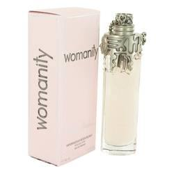 Womanity Eau De Parfum Refillable Spray By Thierry Mugler - Fragrance JA