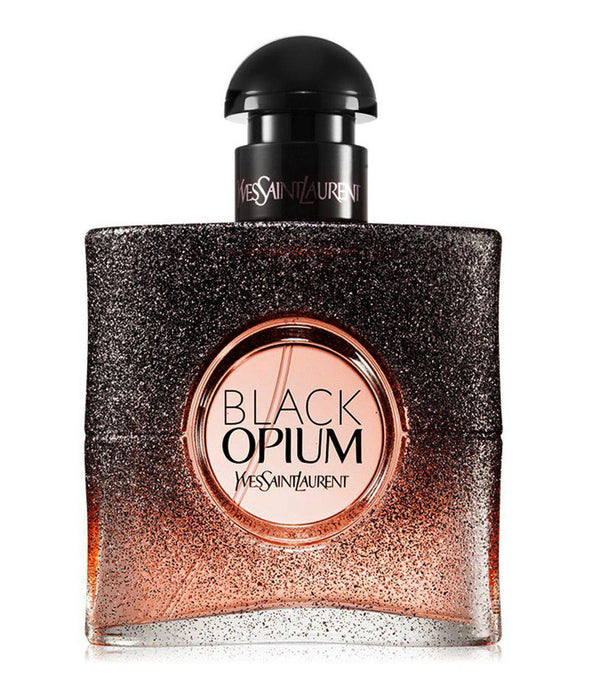 Black Opium Floral Shock Perfume by Yves Saint Laurent Eau De Parfum Spray Yves Saint Laurent 1.7 oz Eau De Parfum Spray