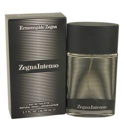 Zegna Intenso Eau De Toilette Spray By Ermenegildo Zegna - Fragrance JA