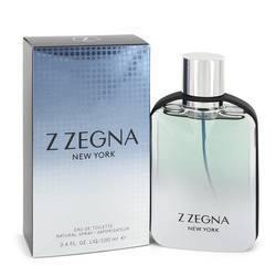 Z Zegna New York Eau De Toilette Spray By Ermenegildo Zegna - Fragrance JA