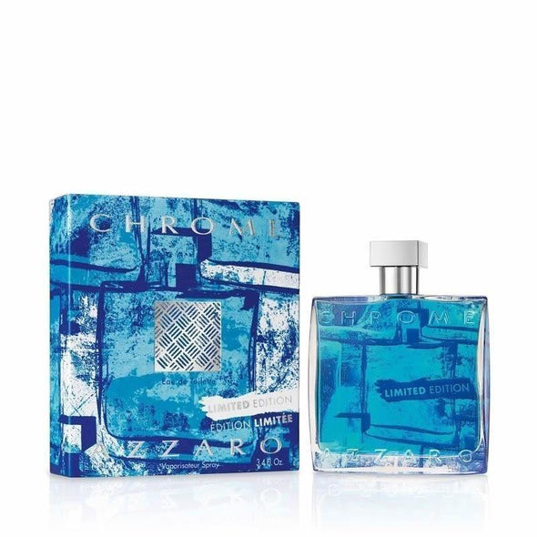 Azzaro Chrome Summer Cologne(Limited Edition)-Fragrance JA