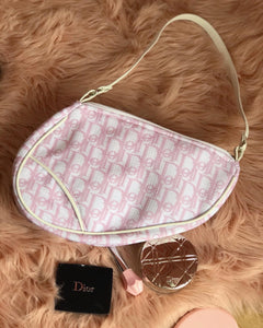 Doll monogram Bag