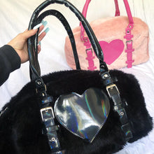 Load image into Gallery viewer, QUEEN BAG BLACK