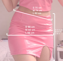 Load image into Gallery viewer, Life in plastic Skirt