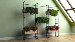 STANDING FLOWER SHELF/ ORKIDEA T2