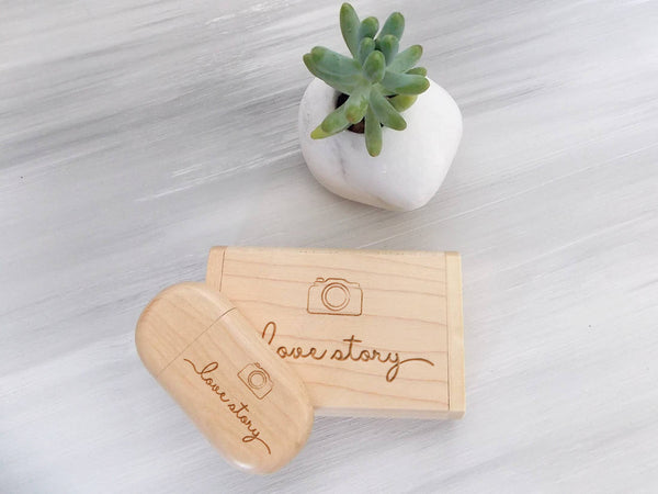 USB box, Gift for couple, usb packaging, Custom USB flash drive, Personalized wood usb, Wedding Memories, Wedding USB, Wedding Photography
