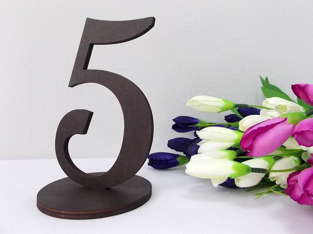 Table Numbers Wedding, Gold Table Numbers, Wedding Table Numbers, Wood Table Numbers, Freestanding Table Numbers, Rustic Wedding Numbers