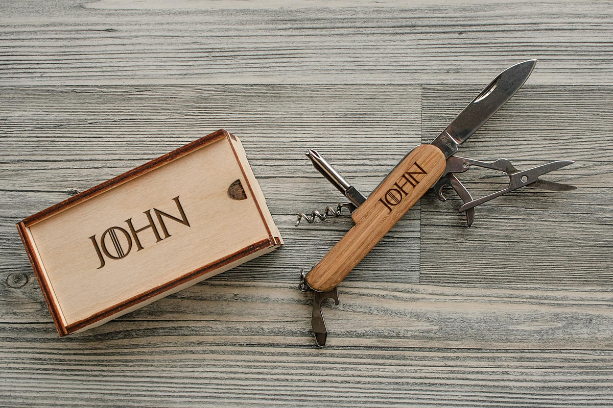 Boyfriend Gift Personalized Knife Game of Thrones Gift for Dad Fathers Day Gift Free Gift Box Mens Gift Groomsmen Gift Box Gifts for Him