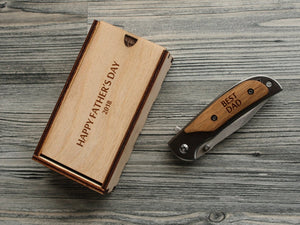 Daddy Gifts from Daughter Father's Day Gift from Son Engraved Knife Custom Pocket Knife Personalized Gifts for Dad Custom Gifts for Him