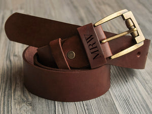 Personalized Leather Belt Custom Gifts for Men Gift for Dad Fathers Day Gift Mens Belt Personalized Belt Engraved Belt Custom Belts for Men