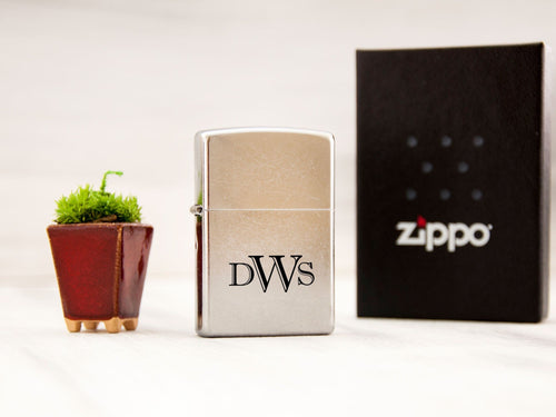 Anniversary Gift for Him Personalized Zippo Lighter Gift for Father Engraved Lighter Best Gift for Husband Customized Lighter Boyfriend Gift