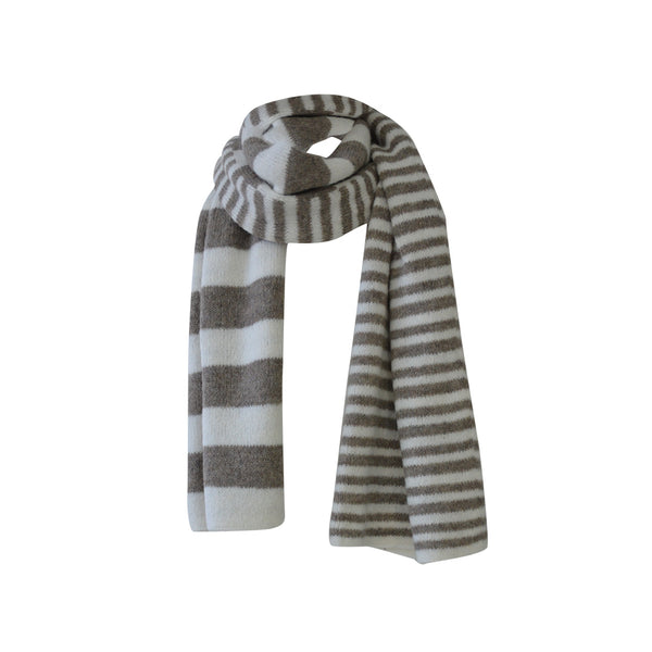 House of Little Jay | Striped Scarf