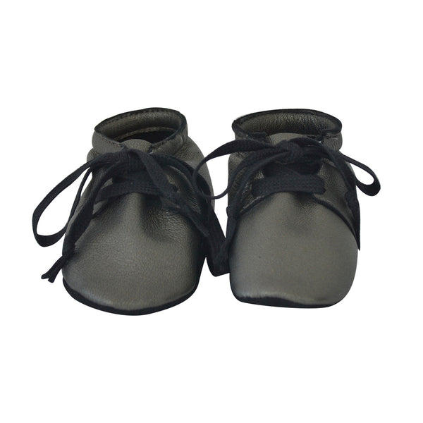 House of Little Jay | Anthracite Shoes