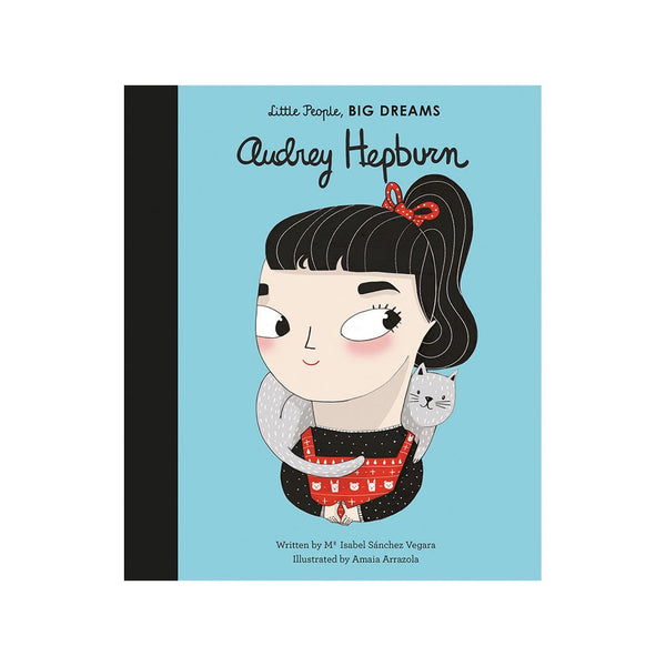 House of Little Jay | Audrey Hepburn Book