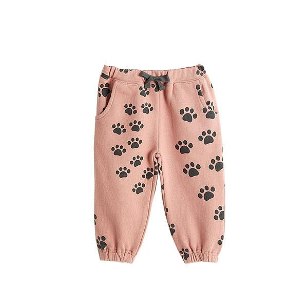 House of Little Jay | Pink Jogging Trouser
