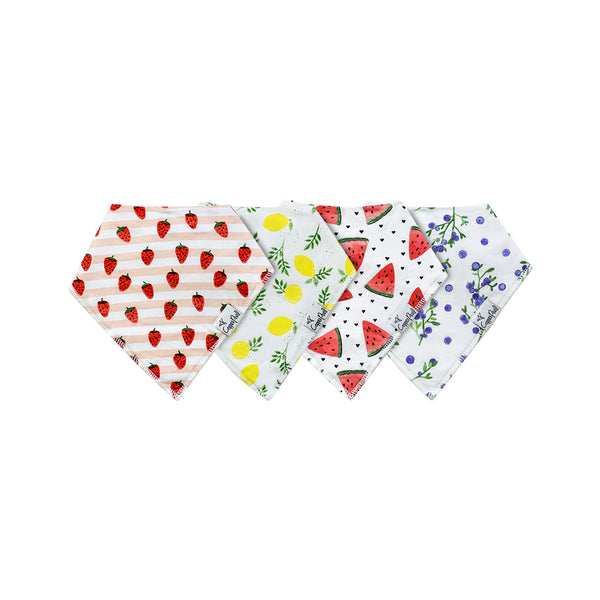 House of Little Jay | Georgia Bandana Bib Set