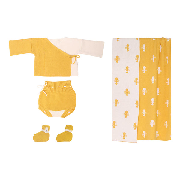 House of Little Jay | Sierra Nevada Yellow Set