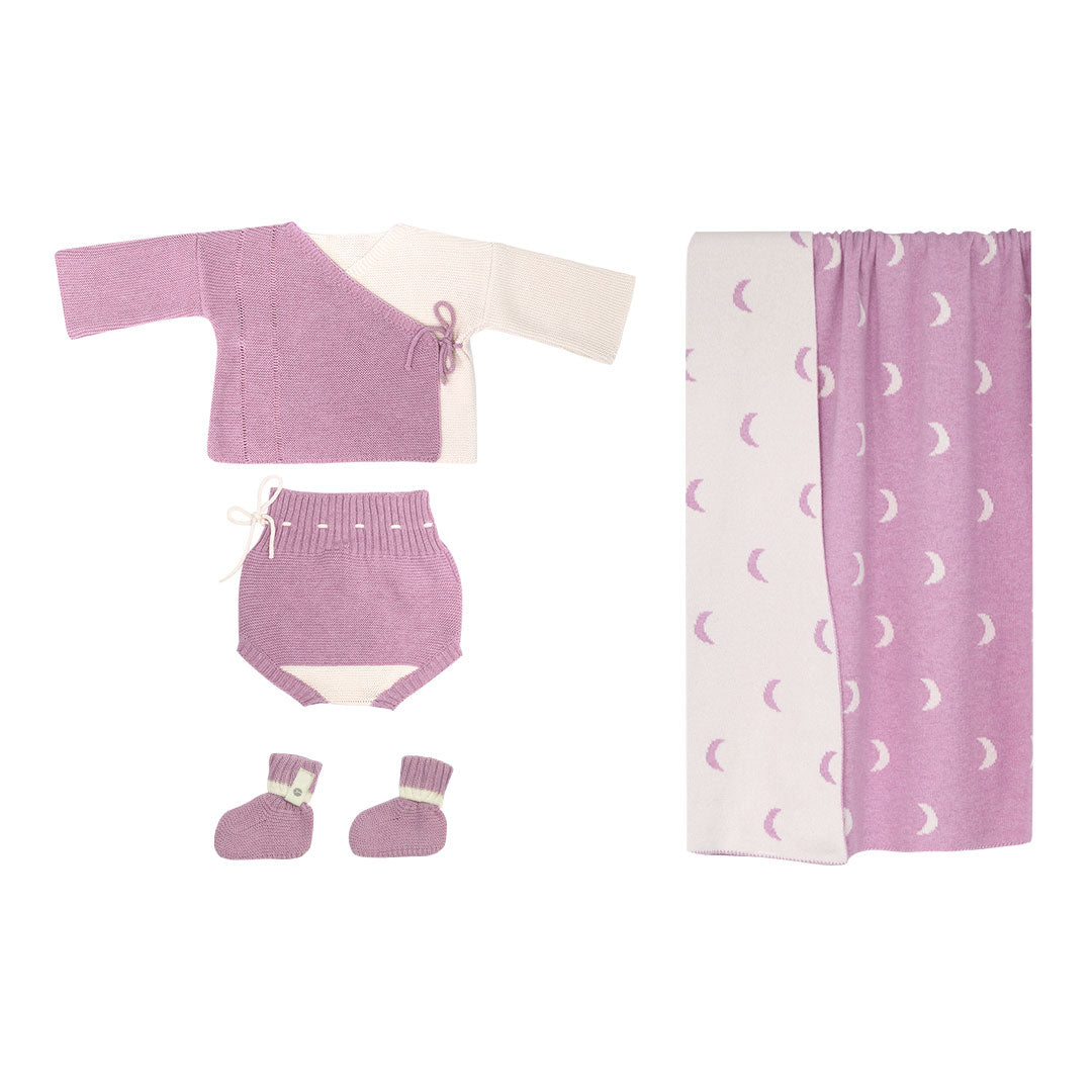 House of Little Jay | Sierra Nevada Pink Set