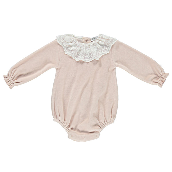 House of Little Jay | Rose Petal Romper