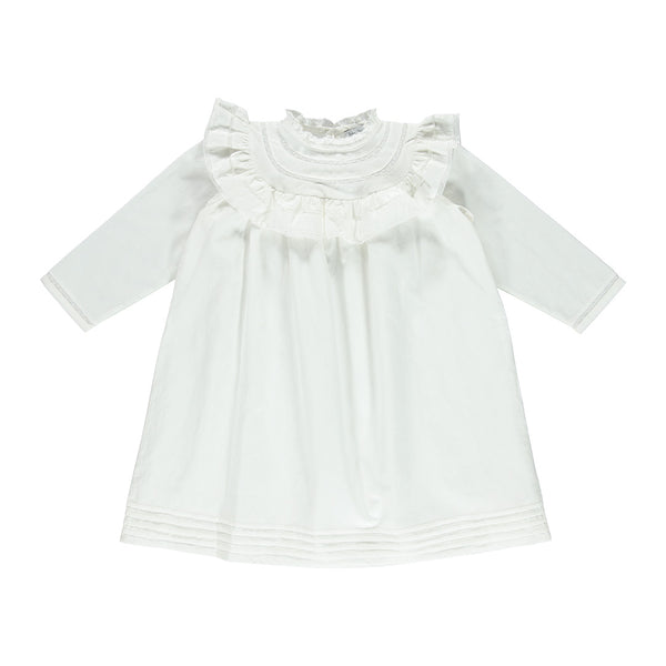 House of Little Jay | White Heritage Dress