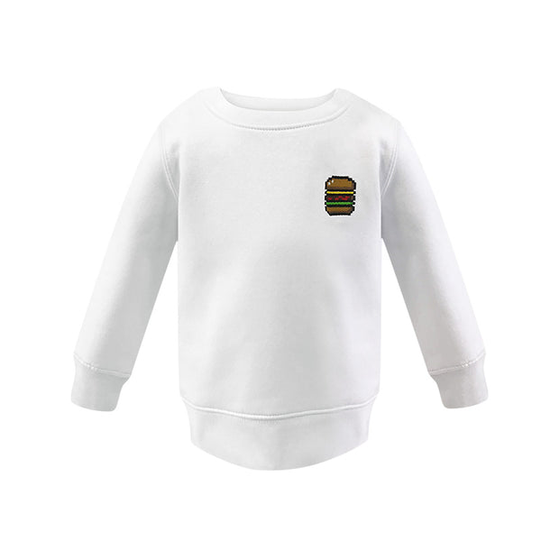 House of Little Jay | Burger Sweatshirt