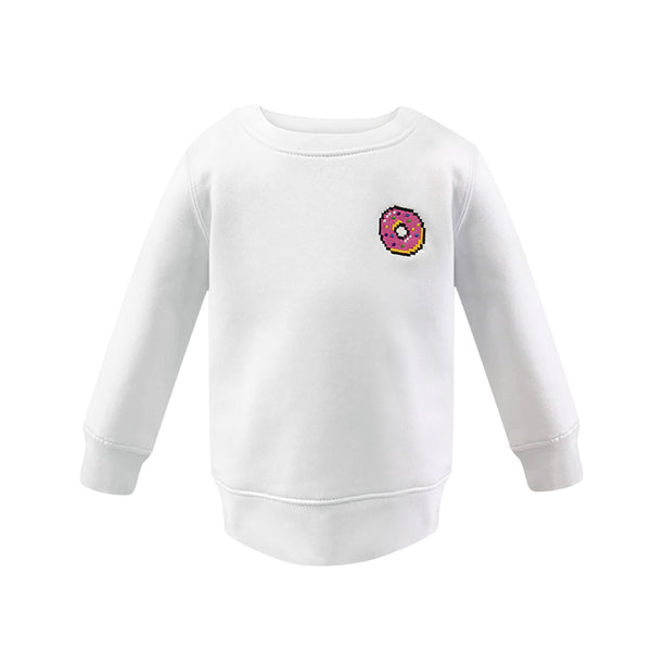 House of Little Jay | Donut Sweatshirt