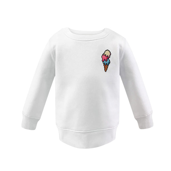 House of Little Jay | Ice Cream Sweatshirt
