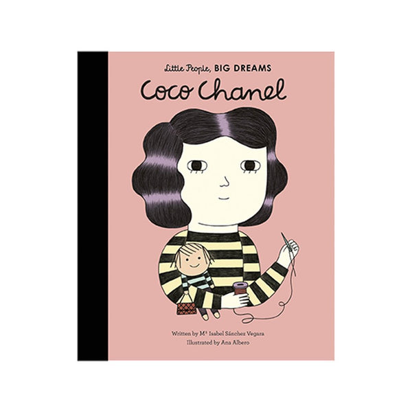 House of Little Jay | Coco Chanel Book