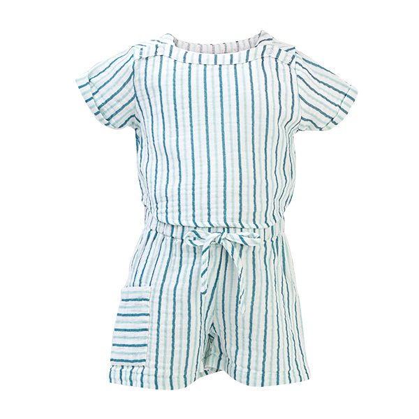 House of Little Jay | Snap Tee & Shorts Set