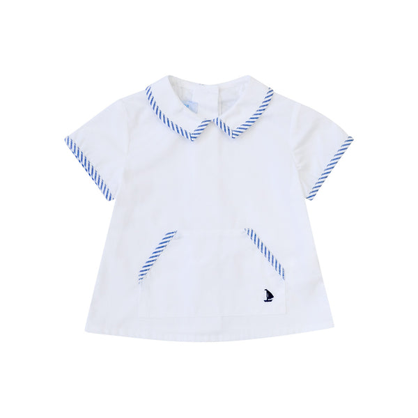 House of Little Jay | White Top