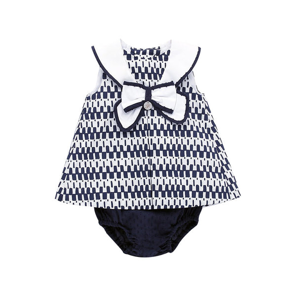 House of Little Jay | Baby Sailor Dress