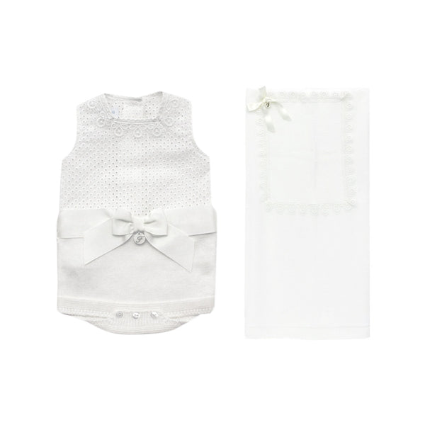 House of Little Jay | White Newborn Set