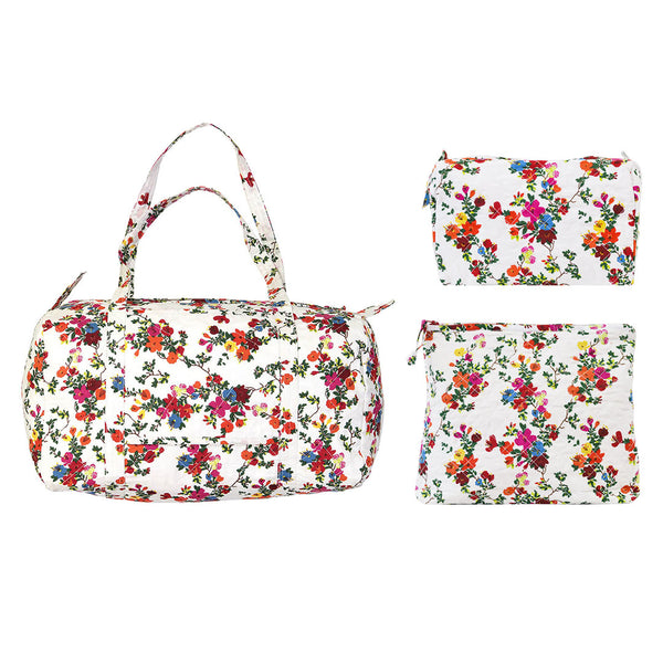 House of Little Jay | Josephine Garden Diaper Bag Set
