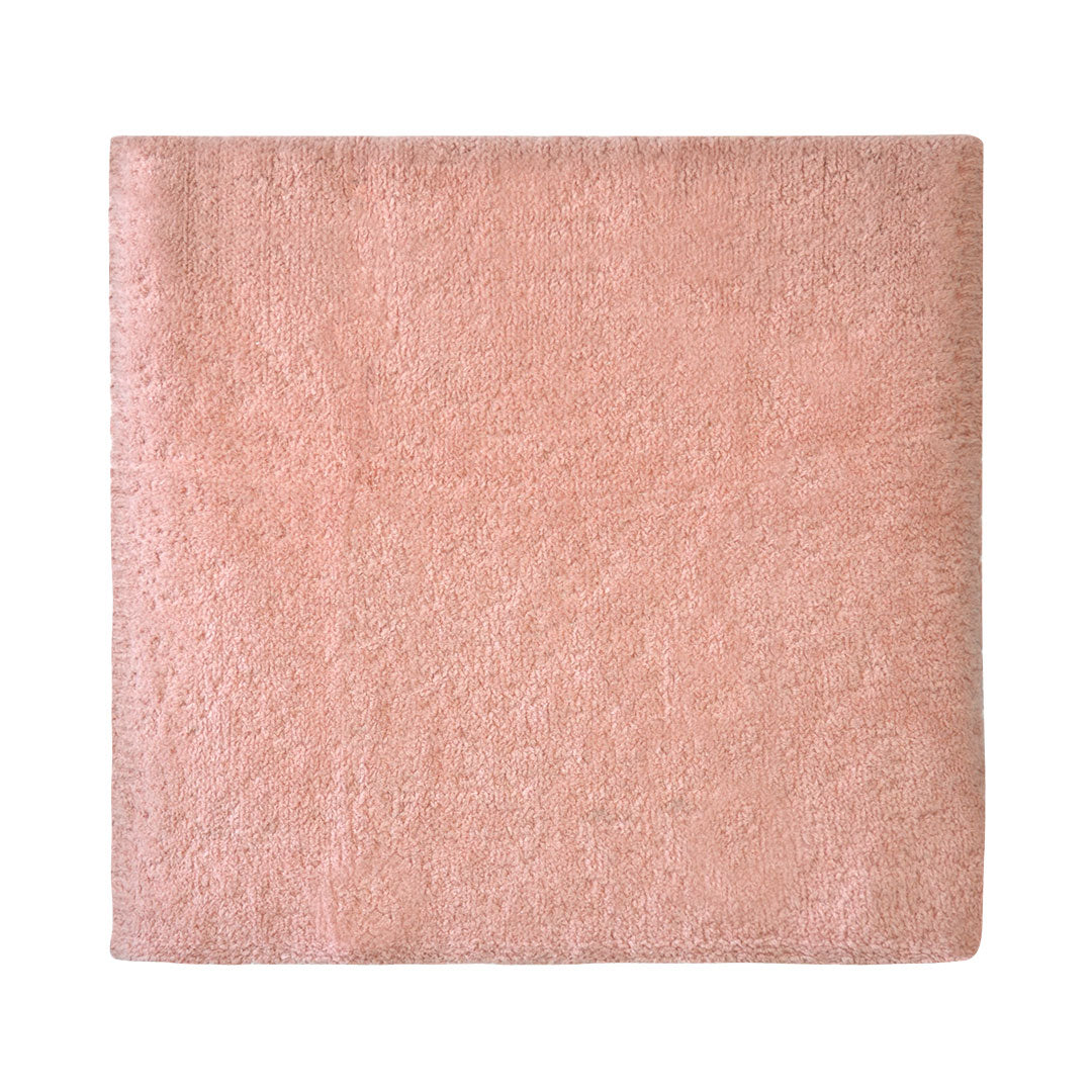 House of Little Jay | Pink Knitted Blanket