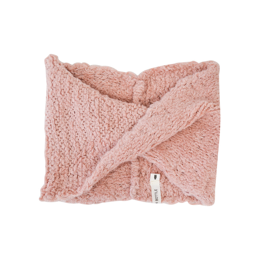 House of Little Jay | Pinklight Knitted Scarf