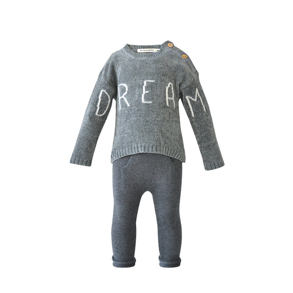 House of Little Jay | Dream Knitted Sweater & Pants