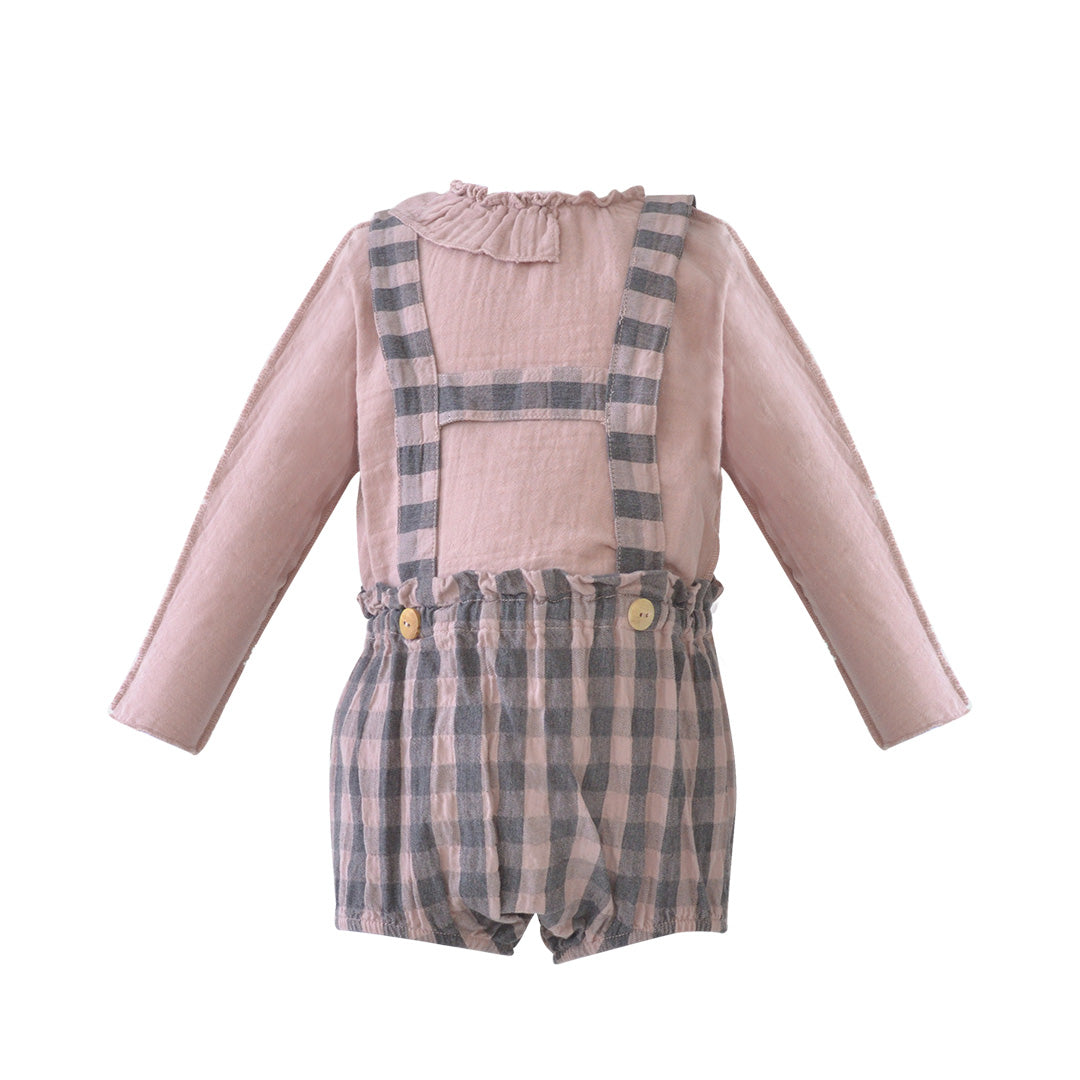 House of Little Jay | Rosecheck Overall