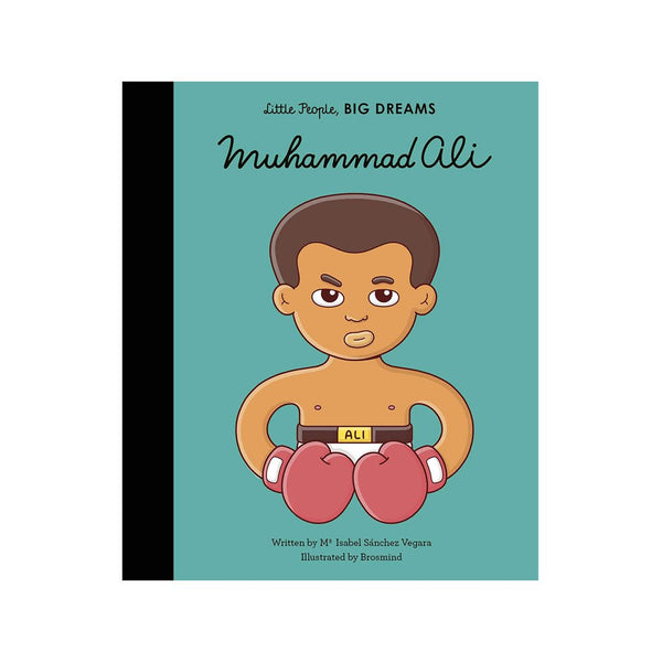 House of Little Jay | Muhammad Ali Book