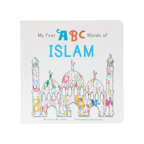House of Little Jay | My First ABC Words of Islam