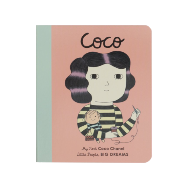 House of Little Jay | Coco Chanel Board Book