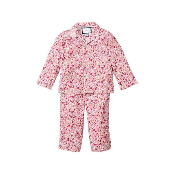 House of Little Jay | Floral Symphony Classic Pajamas
