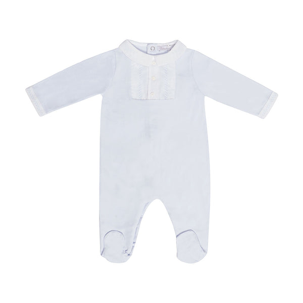 House of Little Jay | Blue Onesie