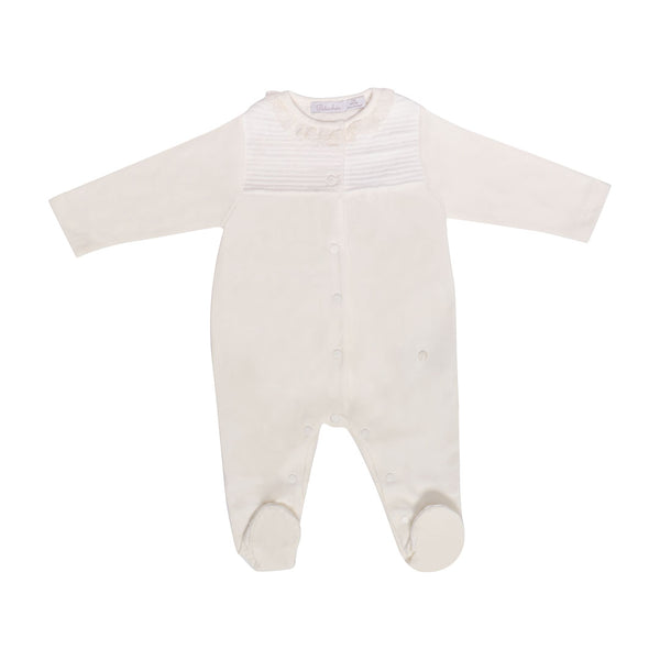 House of Little Jay | White Onesie