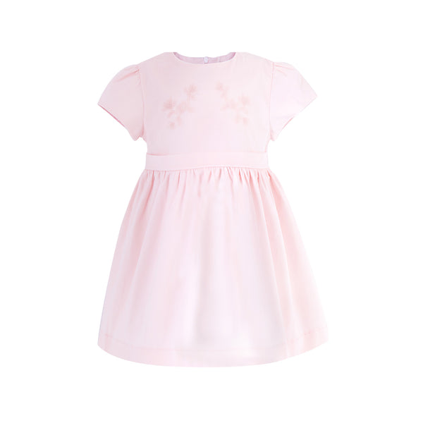 House of Little Jay | Pink Cotton Dress