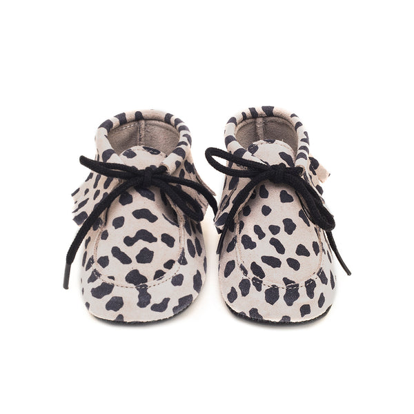 House of Little Jay | Leopard Print Shoes