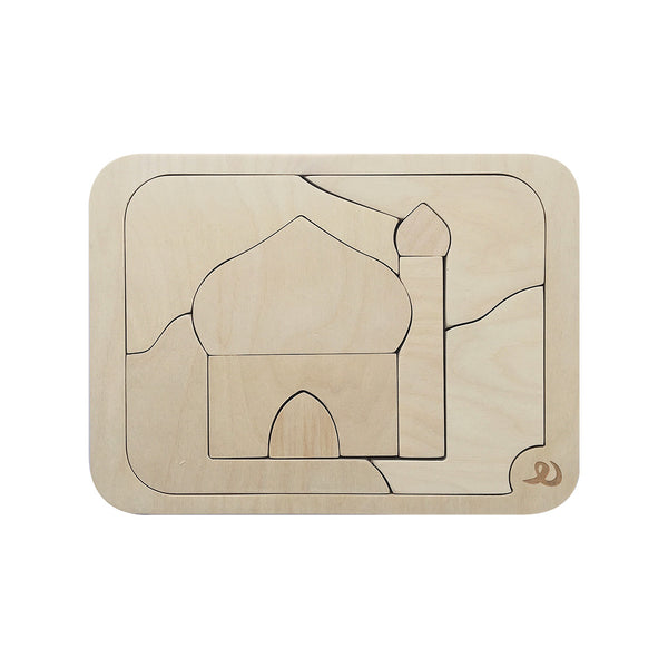 House of Little Jay | Masjid Puzzle