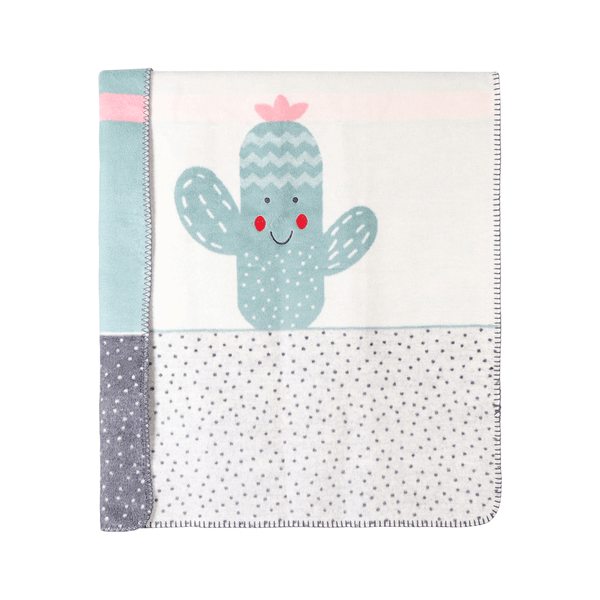 House of Little Jay | Cactus Baby Blanket