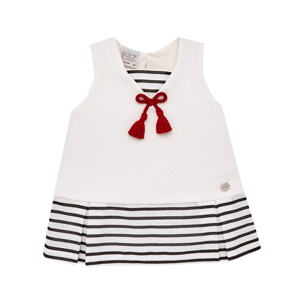 House of Little Jay | Striped Dress