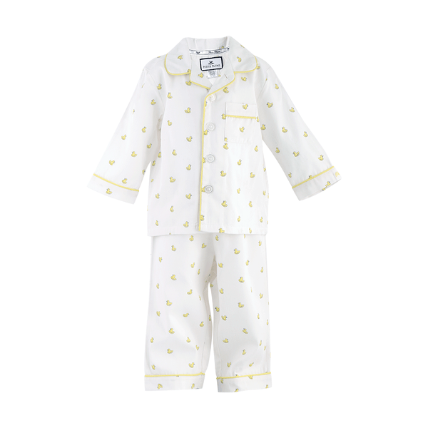 House of Little Jay | Little Duckie Pajamas Set